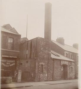 hall 1800s